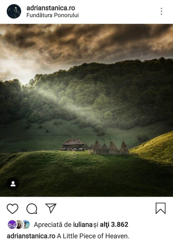 Dimensiune fotografie instagram pătrată