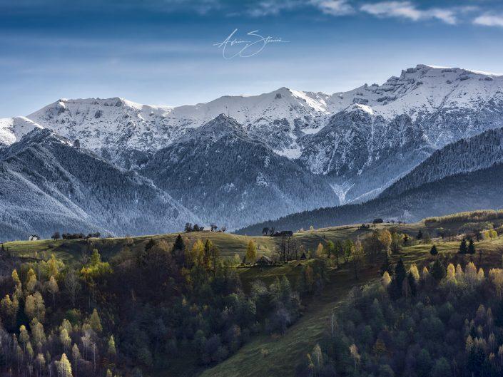 Culoarul Rucăr-Bran, România